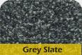 grey slate chip